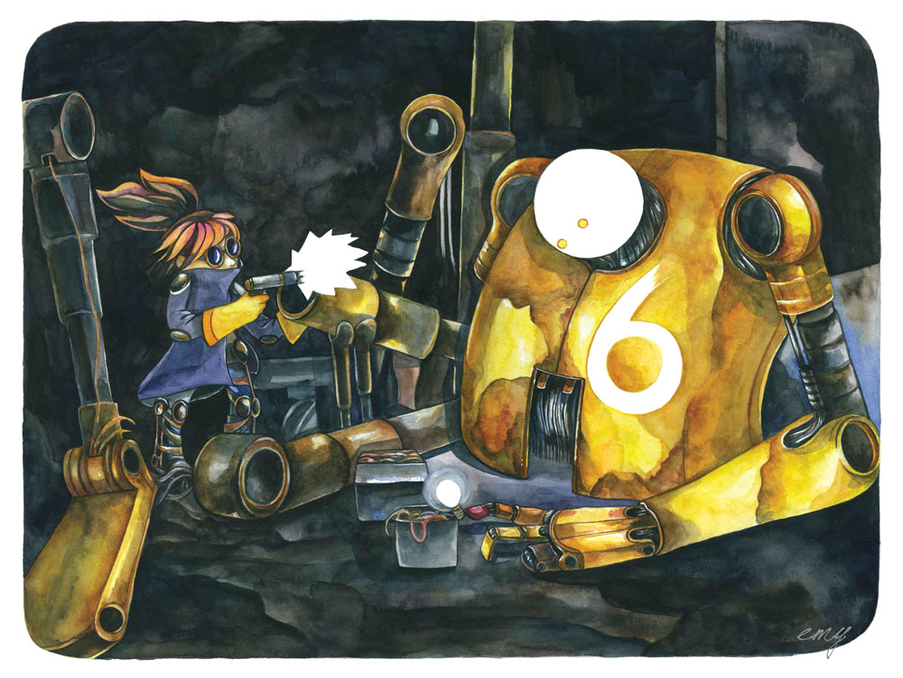 moonbots_#6_yellow_by_emy_chaoschildren