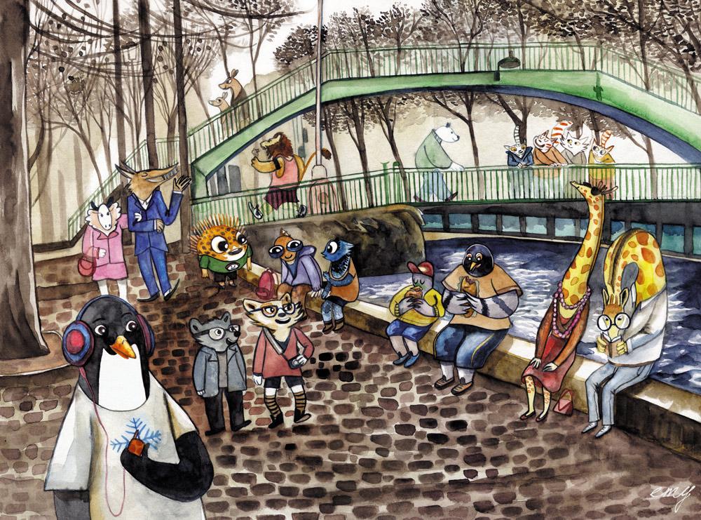 the_animals_illustration_by_emy_chaoschildren