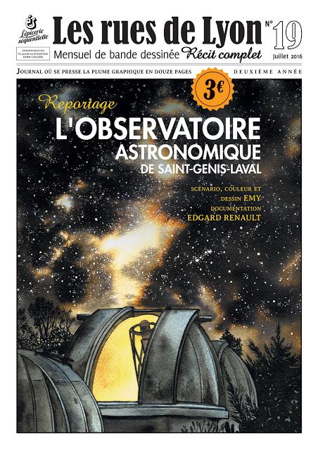 L'Observatoire: couverture