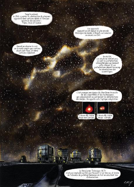 L'Observatoire: appareils et algorithmes, l'atmosphère ça bouge grave !