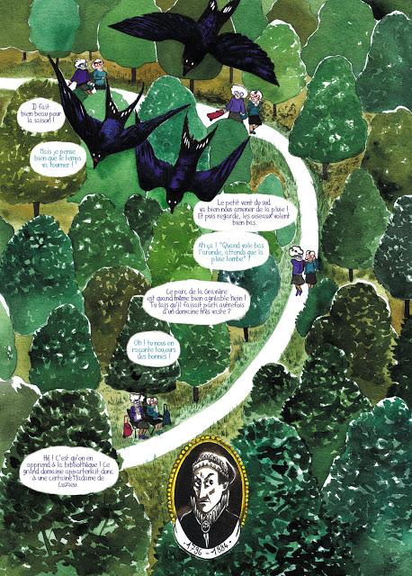 La Dame du Plan du Loup: Mme Veuve Denis de Cuzieu