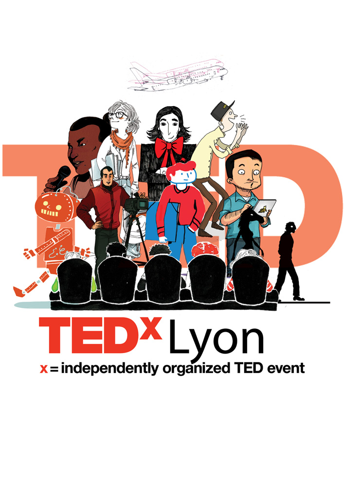 TEDx Lyon – 2011