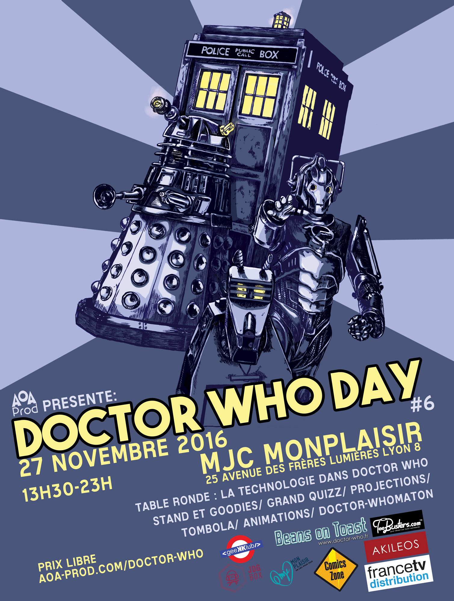 Doctor Who Day 2016